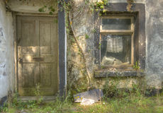 Free House Decay Stock Photo - 78925850