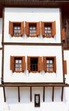 house den traditionella ottomanen Royaltyfri Foto