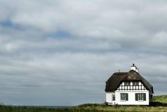 House in denmark Stock Image