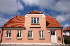 House in denmark Royalty Free Stock Photos