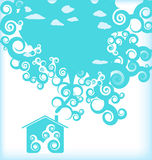 House design Royalty Free Stock Images