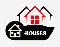 House design Royalty Free Stock Photography
