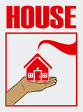 House design Royalty Free Stock Image