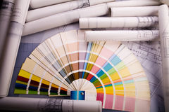 House designer Stock Image