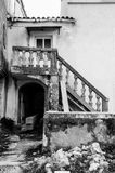 House details at Beli in Cres island Royalty Free Stock Photography