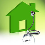 House Diagnostics Stock Photo