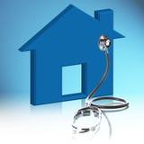 House Diagnostics Stock Image