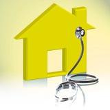 House Diagnostics Royalty Free Stock Photos