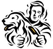 House dog Royalty Free Stock Photo