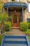 House door Royalty Free Stock Image