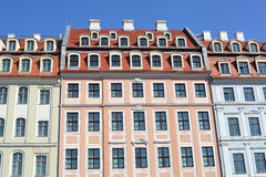 House in Dresden Royalty Free Stock Image