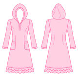 House dress, nightdress Royalty Free Stock Photo