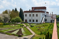 House of Dubno fortress. Ukraine Stock Photo