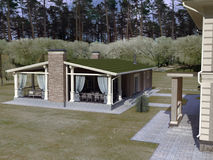 House Dwelling Royalty Free Stock Photo