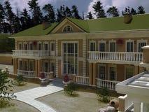 House Dwelling Stock Image