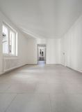 House, empty room, interior Royalty Free Stock Images