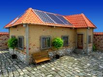 House energy saving concept Royalty Free Stock Image