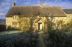 House in the English Countryside Stock Photography