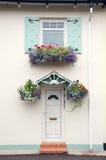 House entrance Stock Photos