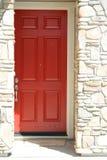 House Entrance Stock Photo
