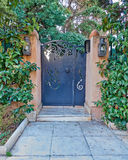 House entrance, Athens Greece Royalty Free Stock Photos