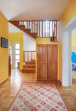 House entrance hall Royalty Free Stock Photos