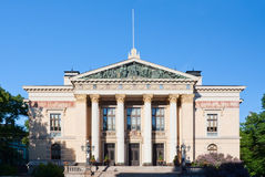 House of the Estates in Helsinki Stock Photos