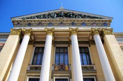 The House of the Estates Helsinki Royalty Free Stock Photos