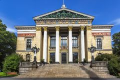 House of the Estates, historical building in Helsinki Royalty Free Stock Photography