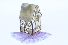 House and euro Stock Images