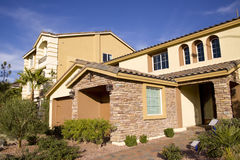 House exterior Stock Photography