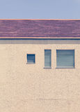House exterior wall Stock Photography