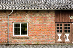 house Exterior wall Stock Images