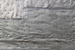 House External Insulation Stock Photography