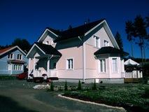 house för att egen Royaltyfri Fotografi