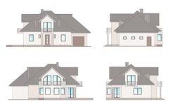 House facade Royalty Free Stock Photo