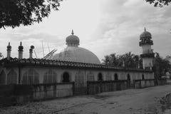 House of faith. A mosque in kaptai,rangamati. royalty free stock photo