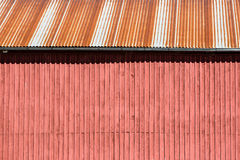 House fasade background Stock Image