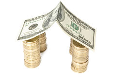 House financial Royalty Free Stock Image