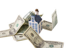 House financing Royalty Free Stock Photography