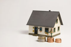 House financing Stock Images
