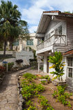 House Finca Vigia where Ernest Hemingway lived from 1939 to 1960. Havana, Cuba - February 2,2017: House Finca Vigia where Ernest Hemingway lived from 1939 to Stock Image