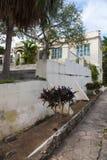 House Finca Vigia where Ernest Hemingway lived from 1939 to 1960. Havana, Cuba - February 2,2017: House Finca Vigia where Ernest Hemingway lived from 1939 to Royalty Free Stock Photo