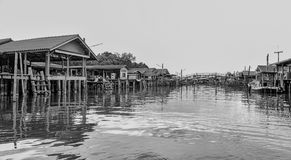 House of fishermen Royalty Free Stock Images