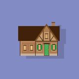 House flat icon design vector illustration element Stock Photo