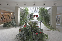 House of Flowers, Josip Broz Tito mausoleum in Belgrade, Serbia Royalty Free Stock Photography