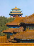 House from the forbidden city Stock Photo