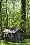 House in the Forest Royalty Free Stock Image