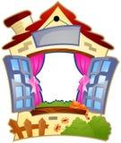 House Frame Royalty Free Stock Image