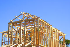 House Frame Royalty Free Stock Photography
